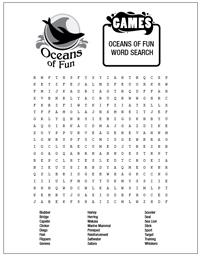 Oceans Of Fun Games Puzzles